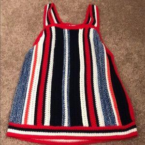 Gap Sweater Tank Top